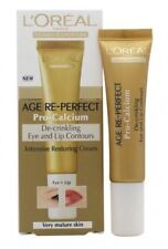Loreal Age Re-perfect Pro Calcium De-crinkling Eye & Lip Contour Cream - L'Oreal