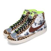 Nike Blazer Mid 77 VNTG Gel Wild Print Floral Flannel Men Shoes CJ4239-981