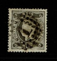 Portugal SC# 25, Used, some toning, sm bottom corner crease, perf 12.5 - S10040