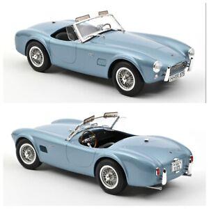 1/18 Norev AC Cobra 289 1963 Blue Metallic neuf jamais ouvert livraison domicile