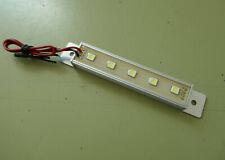 SMD LED Licht Leiste Alu 12 Volt kaltweiss kalt weiß hell
