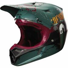 Fox Racing V3 Boba Fett Limited Edition Men's Off-Road Helmet - Green/Large