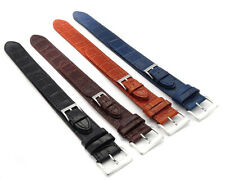 Flieger Echt Leder Uhrenarmband von Di-modell Germany 18mm Durchzugband Zulu