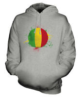 MALI FOOTBALL UNISEX HOODIE TOP GIFT WORLD CUP SPORT