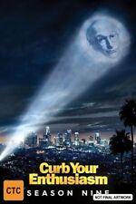 Curb Your Enthusiasm : Season 9 (DVD, 2018, 2-Disc Set) R4