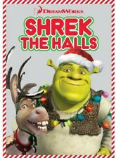 Shrek The Halls (Dvd, 2013) New