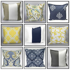 Art Deco Style Abstract Decorative Cushions