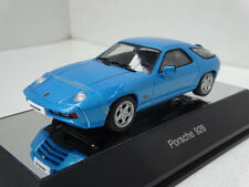 AutoArt: Porsche 928 Blue 1977 art.no 50811 Rare model