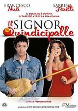 IL SIGNOR QUINDICIPALLE  DVD COMICO-COMMEDIA