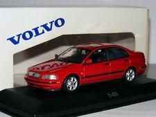 Minichamps 1995 Volvo S40 Saloon Red Dealer Edition 1/43