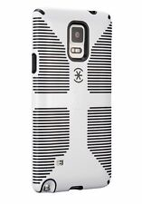 Speck Candyshell Grip Case Samsung Galaxy Note 4 White Black