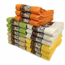 Luxury Riggs 100% Cotton Cafe Tea Towel / Kitchen Hand sold seperetely