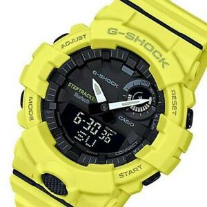 CASIO G-SHOCK GBA-800-9AER Bluetooth Fitness Step Tracker Watch RRP £119