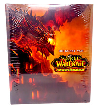 El arte de World of Warcraft: Cataclysm artbook-Wow-The Art of Collectors