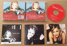 Go GO's BELINDA CARLISLE Always Breaking 2 UNRELEASED w/ ART CARDS CD Single gos