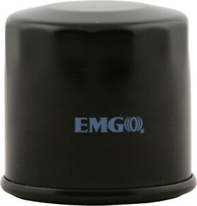 Oil Filter Emgo 10-82240 For Triumph Yamaha Kawasaki Honda Arctic Cat Suzuki