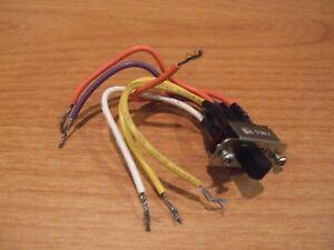 Ceiling Fan Reverse Switch Part Canal 6A 3A Slide Reversing Direction