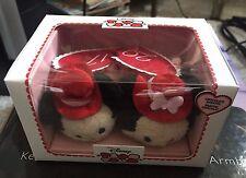 Disney Store Valentine Mickey & Minnie Mouse Tsum Tsum Boxed Set 2017