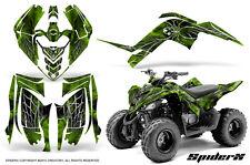 YAMAHA RAPTOR 90 2009-2015 GRAPHICS KIT CREATORX DECALS STICKERS SPIDERX GL