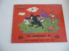 Edition Fleurus  Sylvain et Sylvette EDITION ORIGINALE à l'italienne N° 17