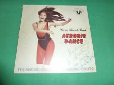 LARA SAINT PAUL - AEROBIC DANCE   autografato