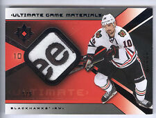 14/15 Ultimate '04-05 Retro Black Foil #SH Patrick Sharp REEBOK LOGO Patch #5/5