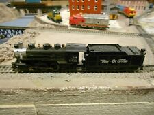 Bachmann HO Steam locomotive 4432