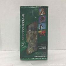 Motorola Sport 7x Two-way Radio, Camo - Used, Very Good Condition