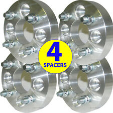 4) Wheel SPACER for EZ-Go Club Car Yamaha Tomberlin many more 4/4 to 4/4 4-lug