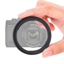 FA-DC58C 58mm Alloy Lens Filter Adapter Ring Accessory for Canon Powershot G1X