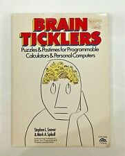 Brain Ticklers - Puzzles & Pastimes for Programmable Calculators & Personal Comp
