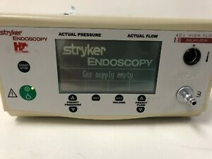 Stryker 40L High Flow Insufflator  620-040-000 Endoscopy