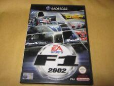 F1 2002 NINTENDO GAMECUBE ITA *COMPRA + GIOCHI E PAGA UNA SOLA SPEDIZIONE*