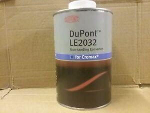 DuPont LE2032 Non Sanding Convertor  1 litre    Wet On Wet Primer Surfacer