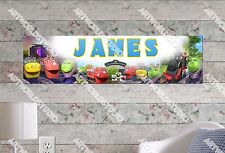 Personalized/Customized Chugginton Name Poster Wall Art Decoration Banner