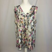 89th & Madison Blouse Sz L Gently Used