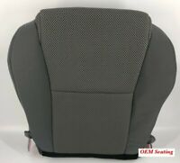 2005 to 2015 Toyota Tacoma Bottom Cloth Seat Cover Gray