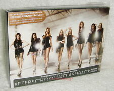 After School Maxi Single Album Flashback Taiwan Ltd CD+DVD+booklet