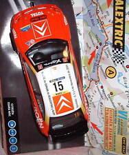 qq 6077 SCALEXTRIC CITROEN XSARA WRC VI CTO ESPAÑA 2001 SCALEXTRIC SLOT IGUALADA
