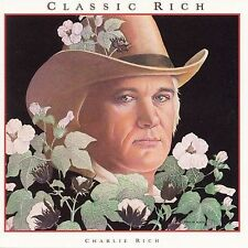 Classic Rich by Charlie Rich (CD, Feb-1999, Sony Music Distribution (USA))