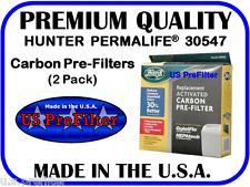 HUNTER PERMALIFE 30547 Carbon Pre-Filter (2 Prefilters) Replaces Hunter 30901
