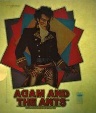 Adam & the Ants Adam glitter 80s, vintage retro tshirt transfer print new, NOS