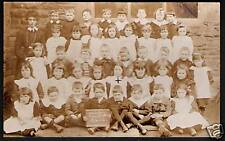 Abertillery nr Pontypool Nat. School Class 1 Group.