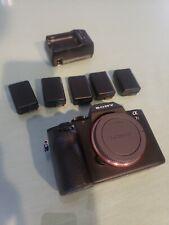 Sony Alpha a7S ii 12.2 MP Digital SLR Camera - Black (Body&Batteries Only)