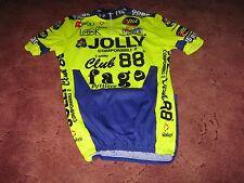 "Jolly Club 88 FAGO NALINI Italiano Ciclismo Jersey [40""]"