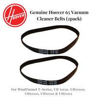 Genuine Hoover Style 65 Vacuum Belt (2pk) Belt# 562289001  Package# AH20065