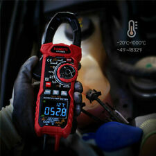 Kaiweets Digital Multimeter Tester Clamp Meter High Precision True Rms Ncv 6000