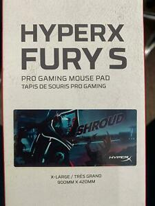 HyperX Fury's Pro gaming mouse pad