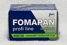 3 rolls FOMAPAN 400 B&W Film 35mm 135-36 Black & White