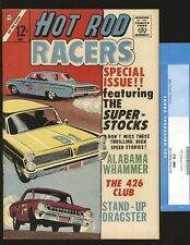 Hot Rod Racers # 3 - Includes CGC label NM- Cond.